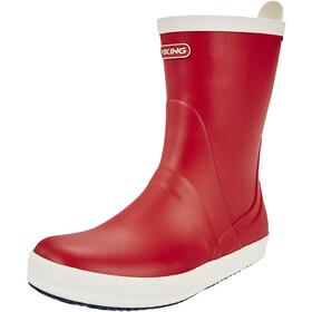 Viking Footwear Seilas Kozaki, czerwony